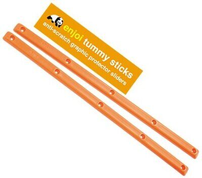 Накладка на деку Enjoi Tummy Sticks Rails Orange