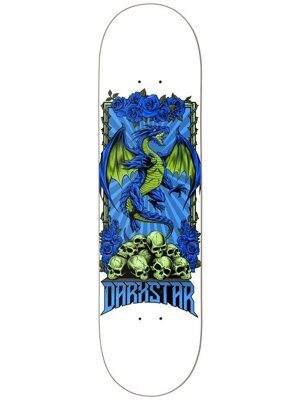 Дека Darkstar Levitate Hybrid Deck White