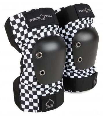 Защита локтей Pro-Tec Black Checker Elbow Pads