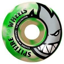 Колеса SPITFIRE WHEELS BIGHEAD SWIRL GRN 53MM 99A