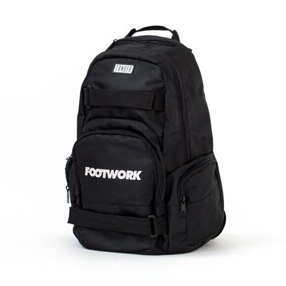 Рюкзак Transfer X Footwork black black