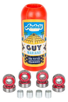 Подшипники Andale Guy Mariano Hot Sauce