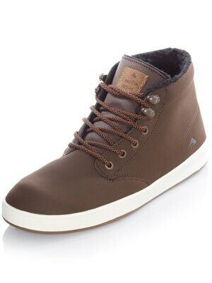 Кеды Emerica Romero Laced High brown