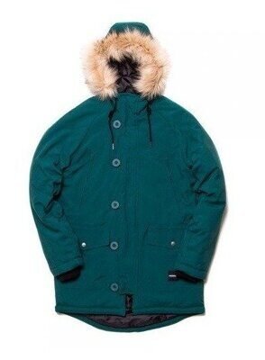 Куртка Footwork Amut Parka DEEP TEAL