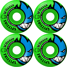Колеса SPITFIRE WHEELS BIGHEAD NEON GREEN 52MM 99A