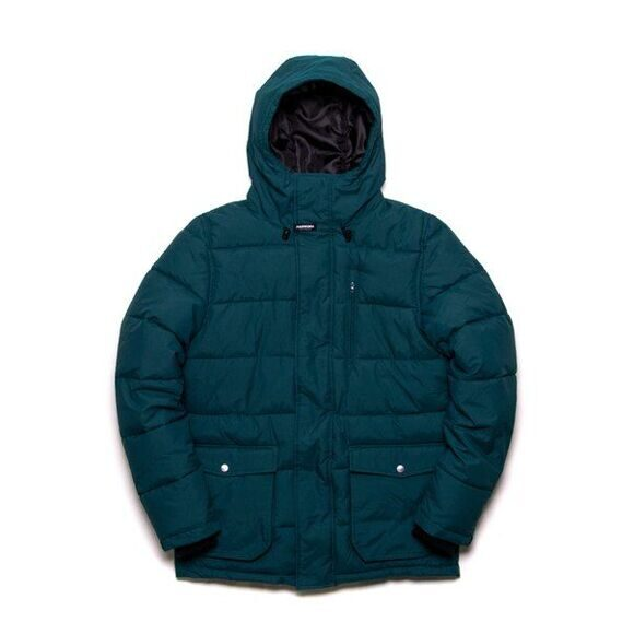 Куртка Footwork FEELMORE JACKET DEEP TEAL