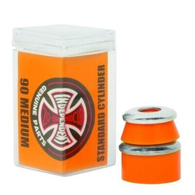 Амортизаторы Independent Standart Cylinder Cushions Medium 90A Orange