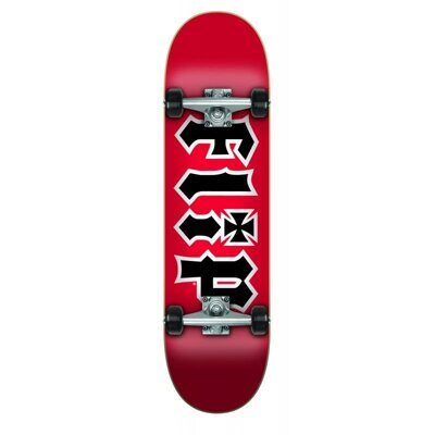 Скейтборд FLIP HKD RED COMPLETE ASSORTED 7,75""