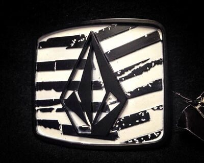 Пряжка Volcom Newstone Belt Buckle