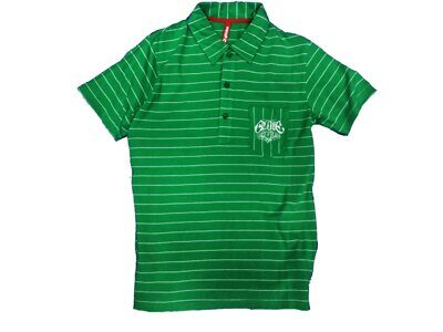 Футболка Globe Men's Holiday Polo Kelly Green