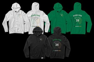 Толстовка Diamond x H.O.P Diamond Pullover Hoodie Kelly Green