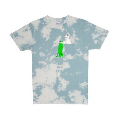 Футболка Ripndip Break Yo Self Pocket Tee Cloud Wash