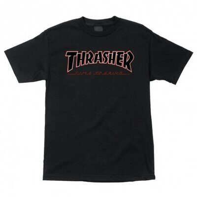 Футболка Independent x Thrasher TTG Regular T-Shirt Black
