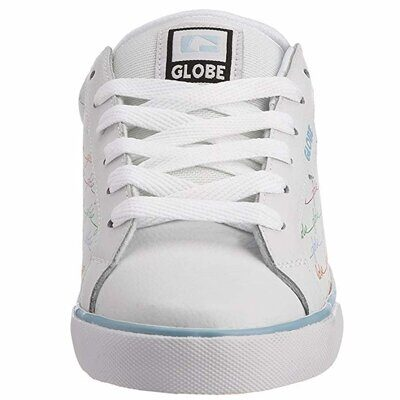 Кеды Globe Grail Girls White Multi Scrible