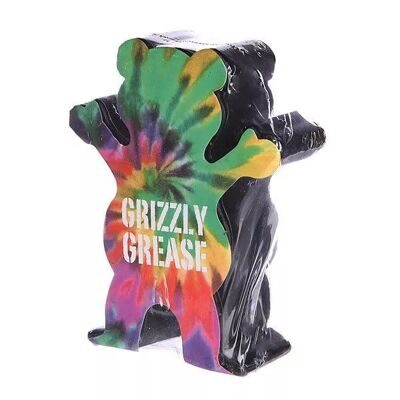 Воск Grizzly Grease Black