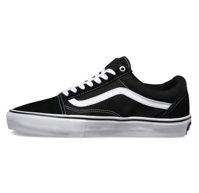 Кеды Vans Old Skool PRO Black White