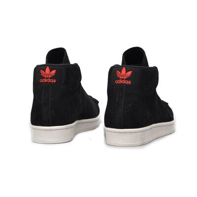Кеды adidas Skateboarding Pro Model ADV Black Scarlet Chalk White