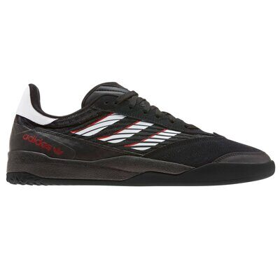 Кеды adidas Copa Nationale Core Black Cloud White Scarlet