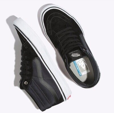Кеды Vans SK8-MID PRO x ANTI HERO Grosso Black
