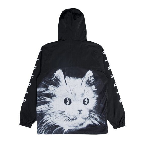Анорак Ripndip Nerm IRL Jacket Removeable Hood Black