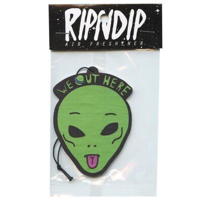 Освежитель Ripndip We Out Here Air Freshener