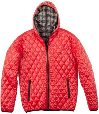 Куртка QUIKSILVER ZEPPLIN RED