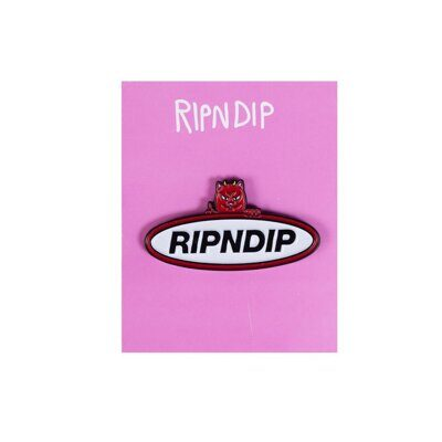 Значок Ripndip Welcome To Heck Pin
