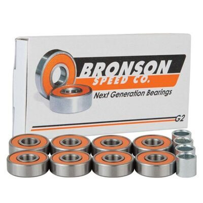 Подшипники Bronson G2 Bronson Speed Co