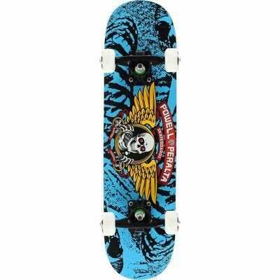 Скейтборд Powell Peralta Ripper One Off Green Blue7.5""