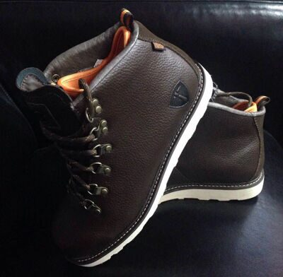 Кеды DVS Yodeler Brown Leather