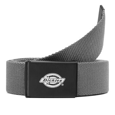 Ремень Dickies Orcutt Webbing Belt Charcoal Grey