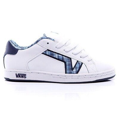 Кеды Vans Lavi 2 Plaid White Navy