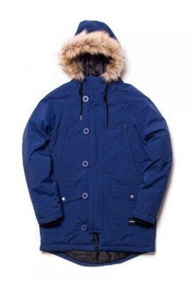 Куртка Footwork Amut Parka DARK NAVY