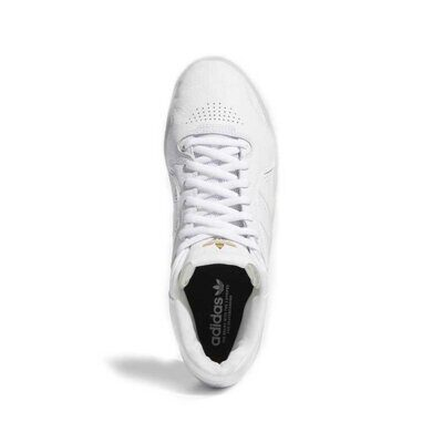 Кеды adidas Skateboarding Tyshawn Cloud White Cloud White Cloud White