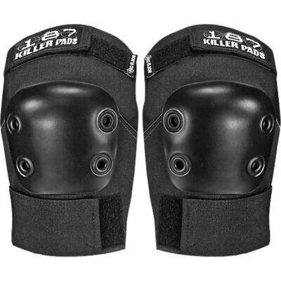 Защита локтей 187 Killer Pads Pro Elbow Black
