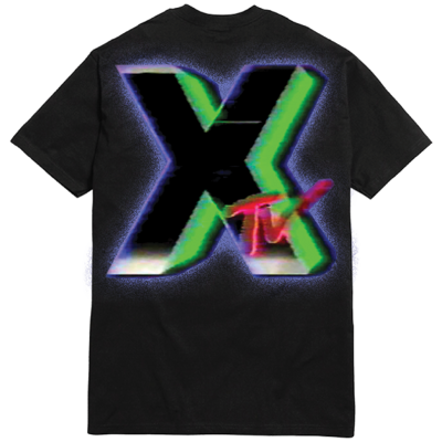 Футболка Succ Xtv T-Shirt Black