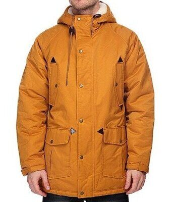 Куртка Footwork City Parka Wheat