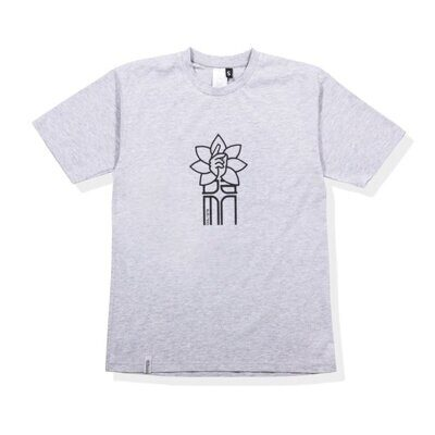 Футболка DAMN APPAREL Grey