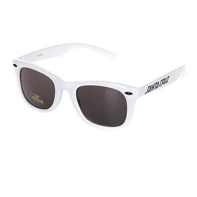 Очки Santa Cruz Strip Shades White