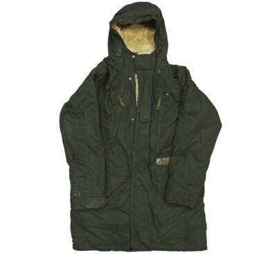 Куртка Rip Curl Searcher Canvas Jacket Swamp Green