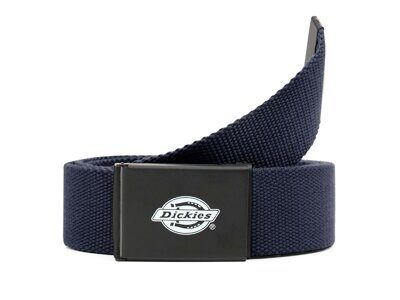 Ремень Dickies Orcutt Webbing Belt Dark Navy