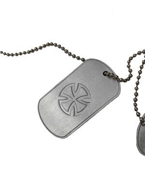 Жетон Independent Dog Tag Silver