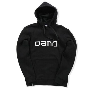 Толстовка DAMN APPAREL Black