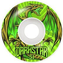 Колёса Darkstar Levitate Wheel Green