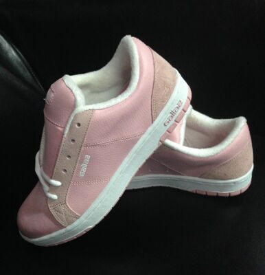 Кеды Gallaz Post rearlized cool pink white