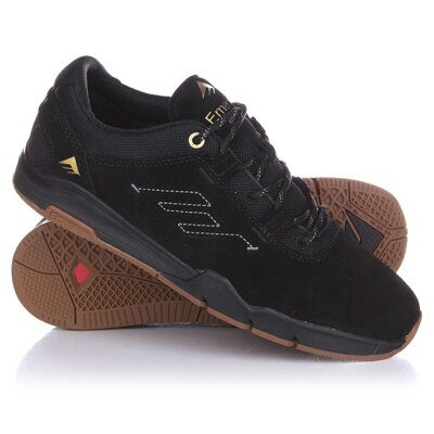 Кеды Emerica The Brandon Westgate black gum