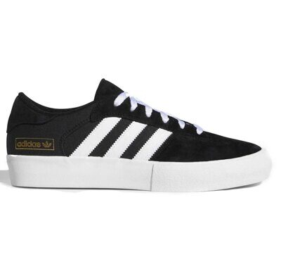 Кеды adidas Skateboarding Mathcbreak Super Core Black White Gold