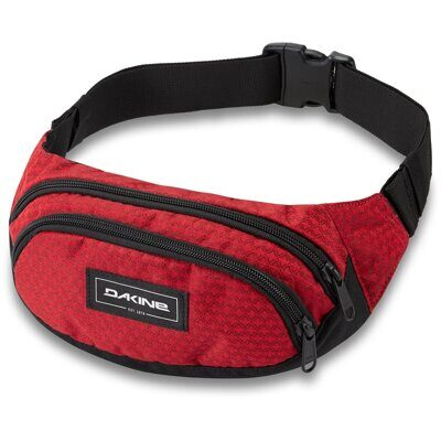 Сумка поясная Dakine HIP PACK CRIMSON RED