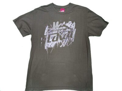 Футболка Lakai Slops Fitted Tee Military Creen