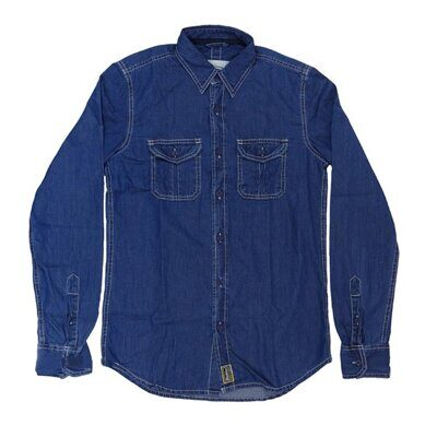 Рубашка Dickies Blue Collar Shirt